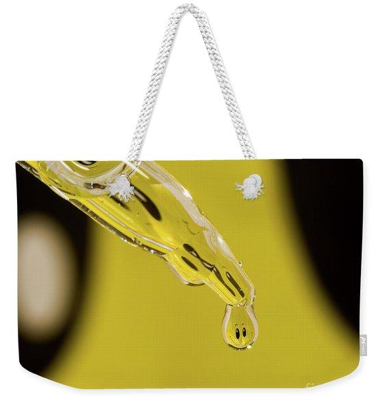 A Dropper Full Of Happy Weekender Tote Bag