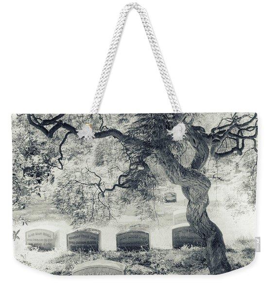 A Family Tree  Weekender Tote Bag