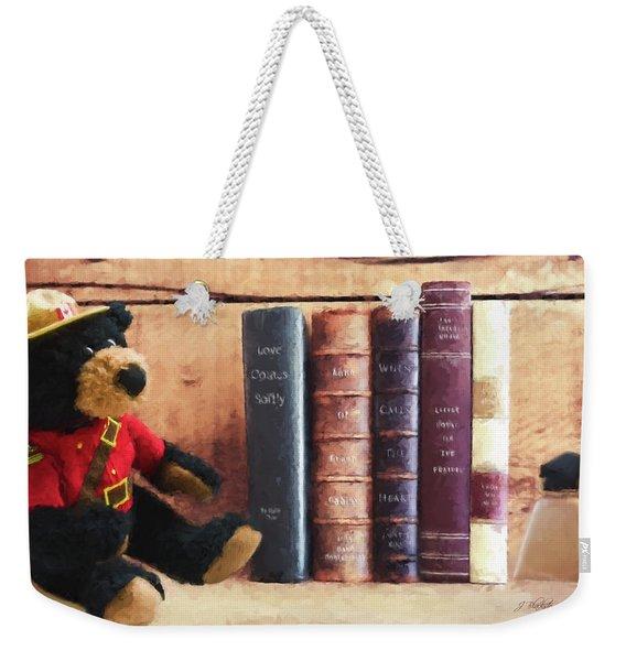 A Few Of My Favorite Things - Memories Art Weekender Tote Bag