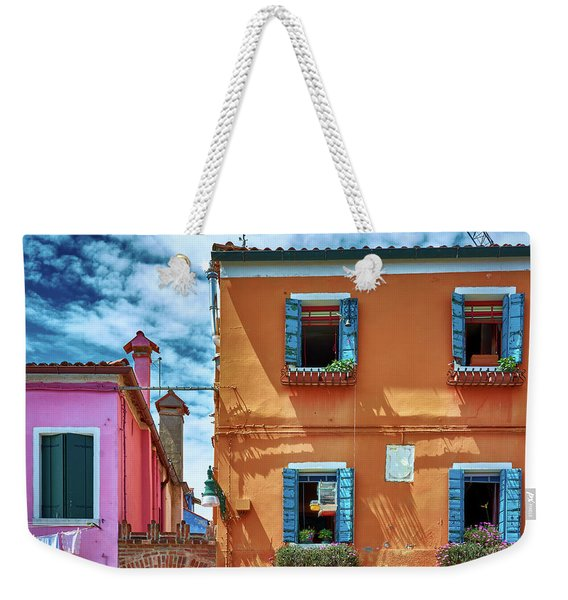 A Fragment Of Color Weekender Tote Bag