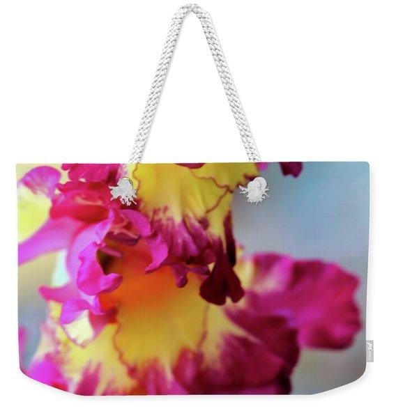 A Gladiolus 3 Weekender Tote Bag
