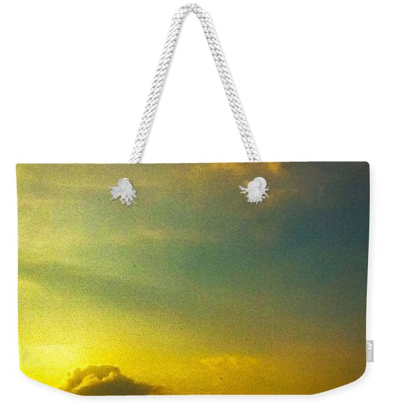 A Glance Of Beauty At Sunset Weekender Tote Bag