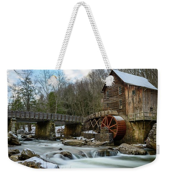 A Glimpse Of Antiquity Weekender Tote Bag