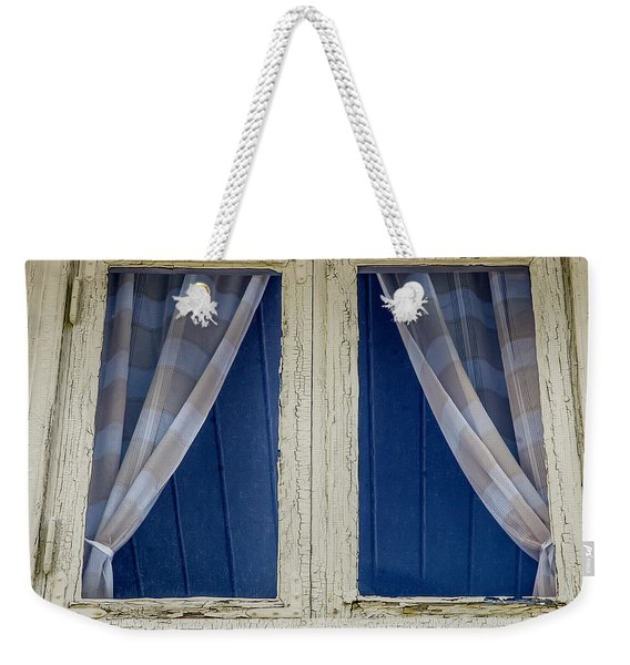 A Glimpse Of Life In Torpo Weekender Tote Bag