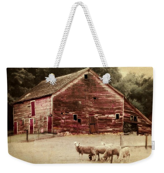 A Grazy Day Weekender Tote Bag