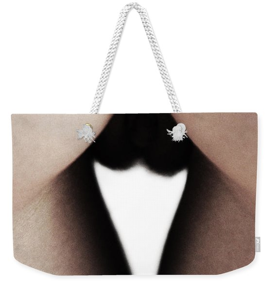 A Haunted Passage Weekender Tote Bag