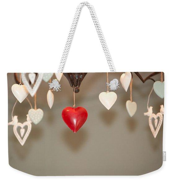 A Heart Among Hearts I Weekender Tote Bag