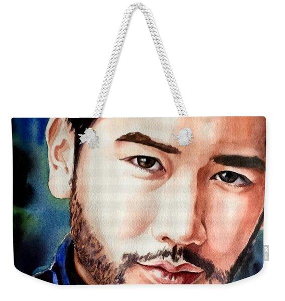 A Hero's Heart Weekender Tote Bag