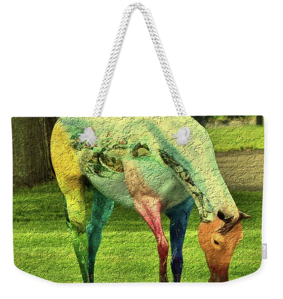 A Horse Is A Horse Weekender Tote Bag