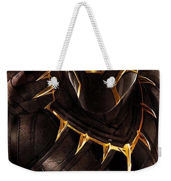 A King Rises Weekender Tote Bag