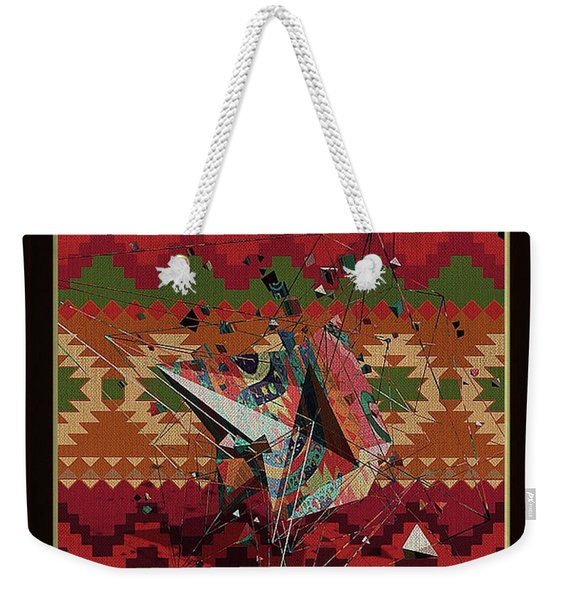 A La Kandinsky C1922 Weekender Tote Bag