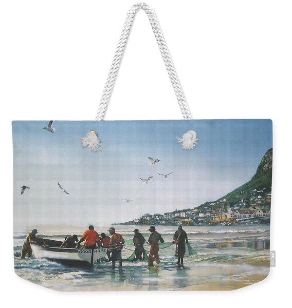 A Light Breakfast Weekender Tote Bag