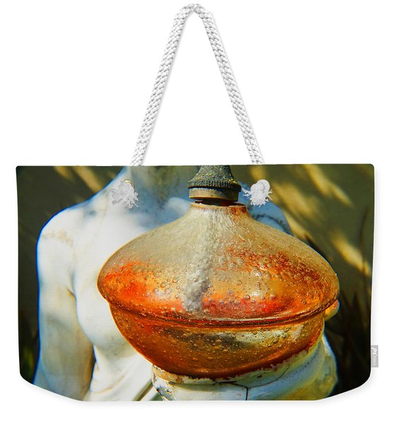 A Light Of Love Weekender Tote Bag