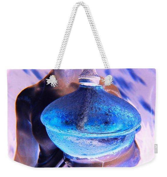 A Light Of Love II Weekender Tote Bag