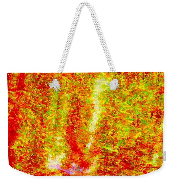 A Light Within Weekender Tote Bag