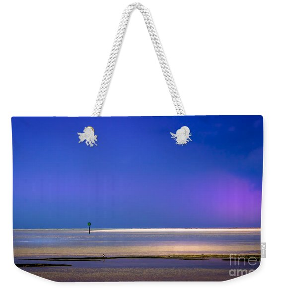 A Little Blush In The Sky Weekender Tote Bag