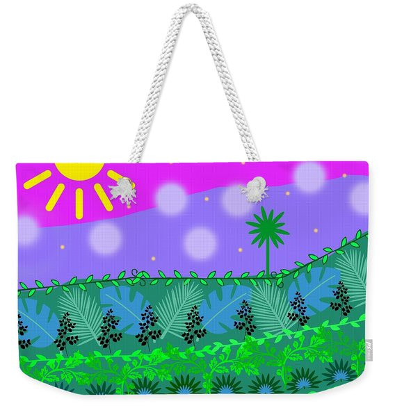 A Little Whimsy Weekender Tote Bag