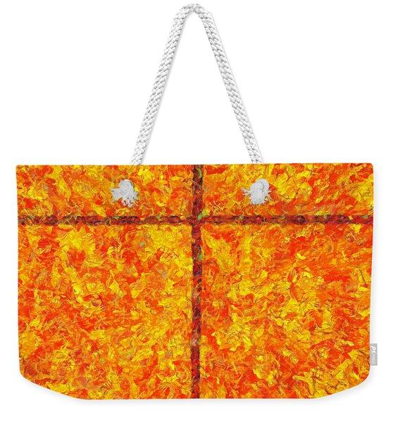A Living God Weekender Tote Bag