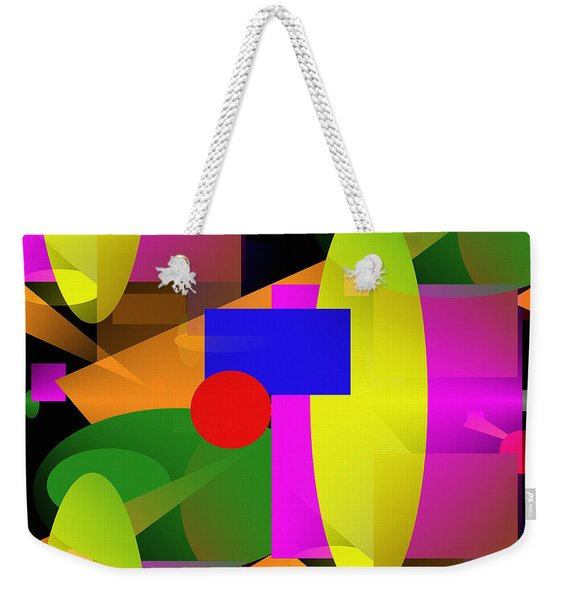 A Matter Of Perspective - Series Weekender Tote Bag