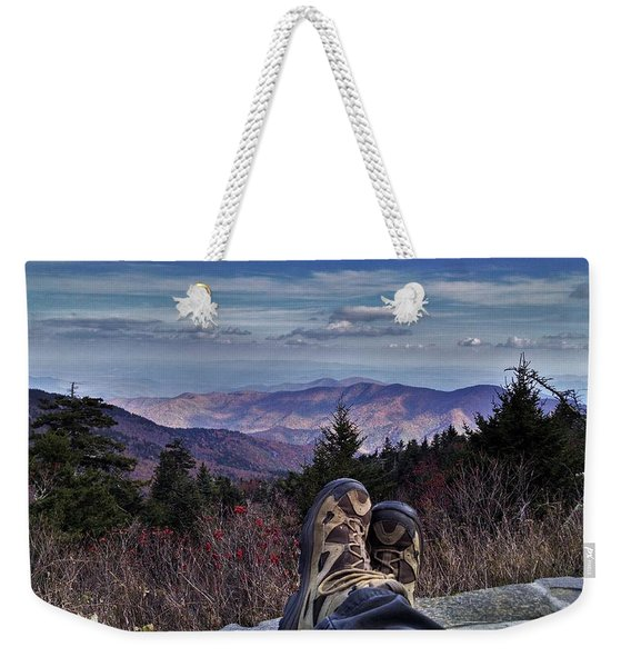 A Moment To Rest Weekender Tote Bag