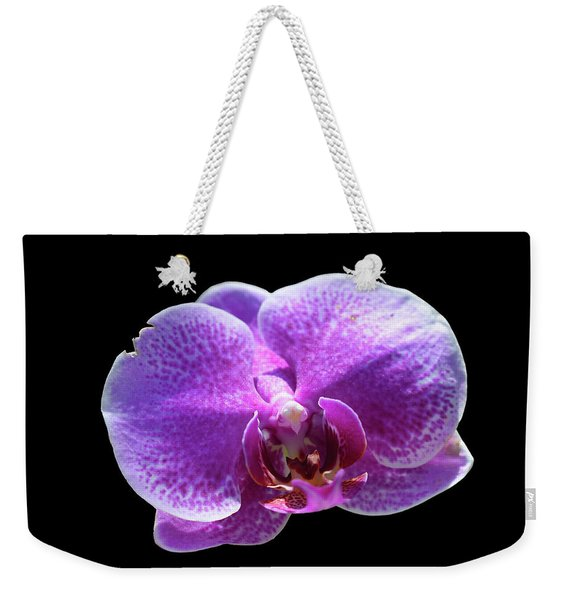Weekender Tote Bag featuring the photograph A Monster Within by Sally Sperry