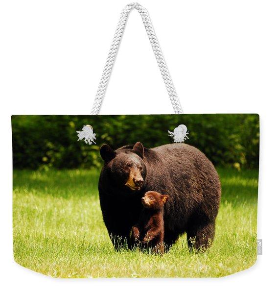 A Mothers Joy Weekender Tote Bag