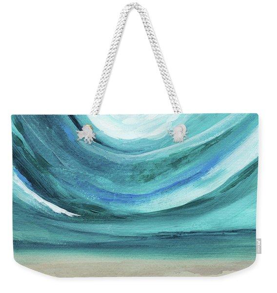 A New Start Wide- Art By Linda Woods Weekender Tote Bag