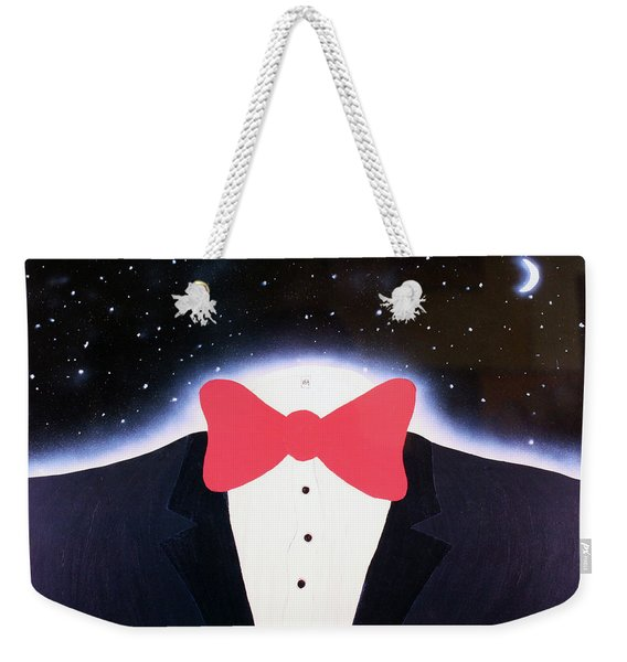 A Night Out With The Stars Weekender Tote Bag