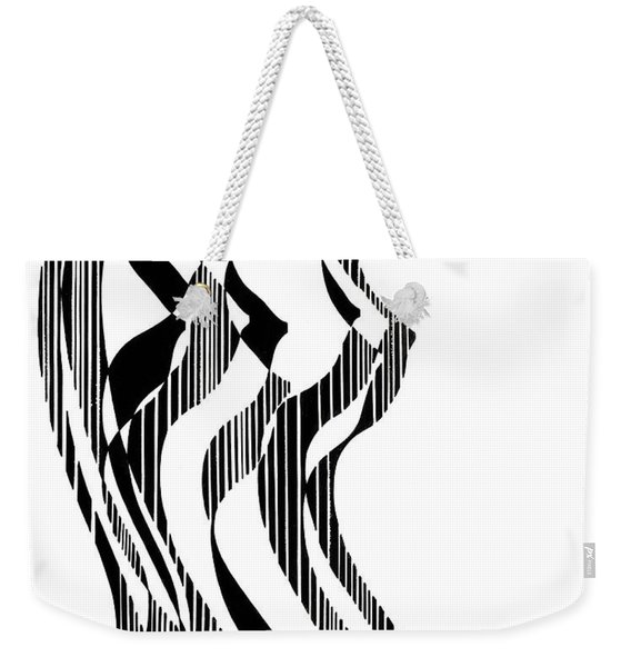 A Nude Figure, Untitled Weekender Tote Bag