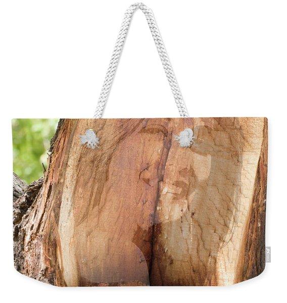 A Nymph In Every Tree Weekender Tote Bag