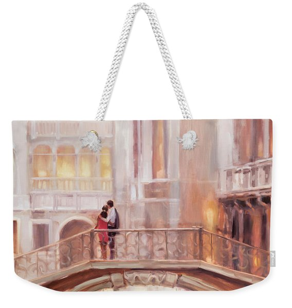 A Perfect Afternoon In Venice Weekender Tote Bag