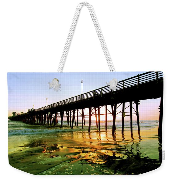 A Perfect Place Weekender Tote Bag