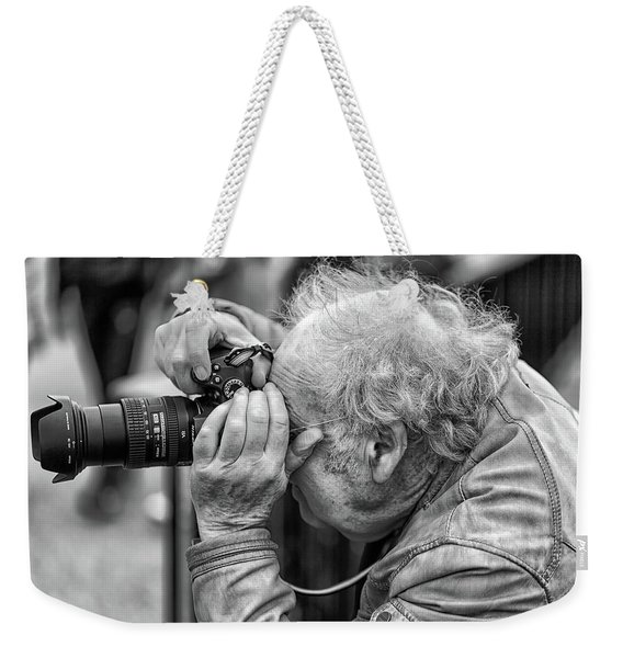 A Photographers Photographer Weekender Tote Bag