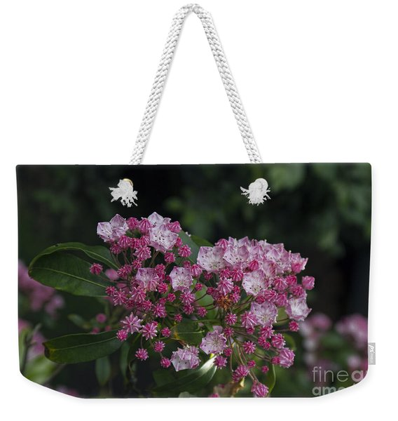 A Pink Bunch Weekender Tote Bag