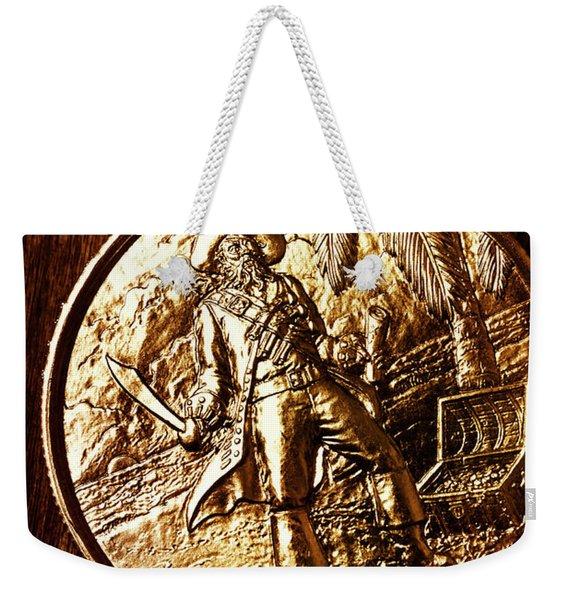 A Pirates Treasure Weekender Tote Bag
