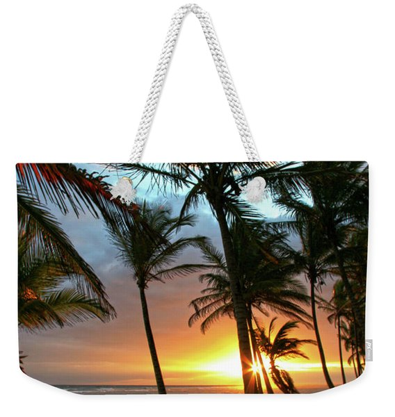 A Place I Know Weekender Tote Bag