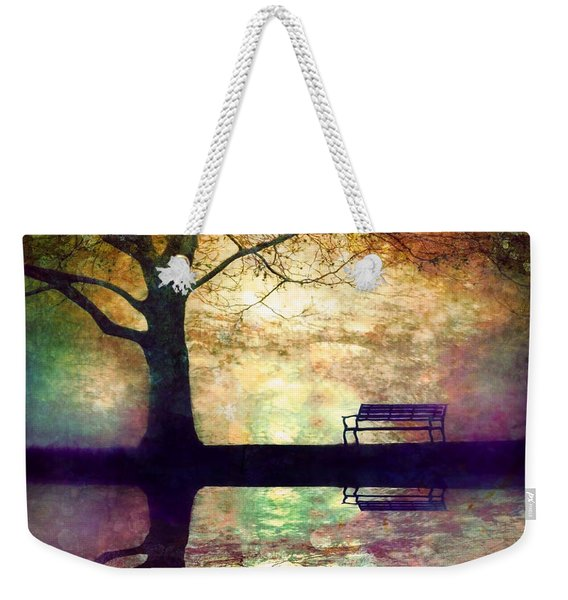 A Place To Rest In The Dark Weekender Tote Bag