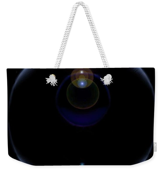 A Planet  Far, Far   Away . . .  Weekender Tote Bag