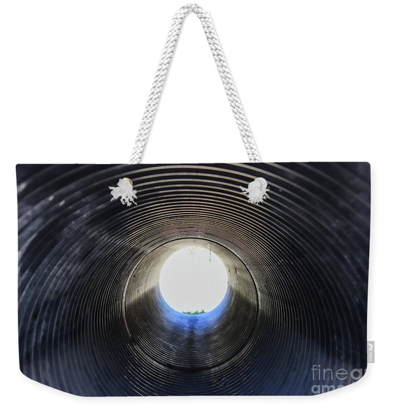 A Portal Of Light Weekender Tote Bag