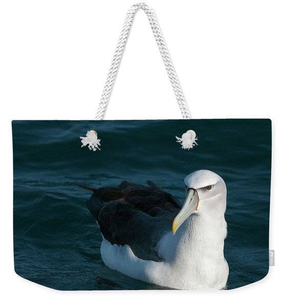 A Portrait Of An Albatross Weekender Tote Bag