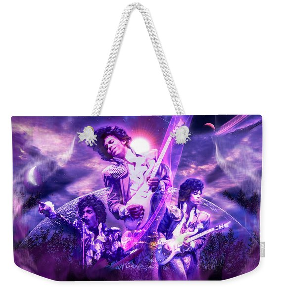 A Prince For The Heavens  Weekender Tote Bag