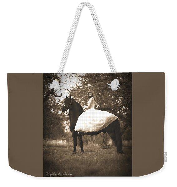 A Princess Dream Weekender Tote Bag