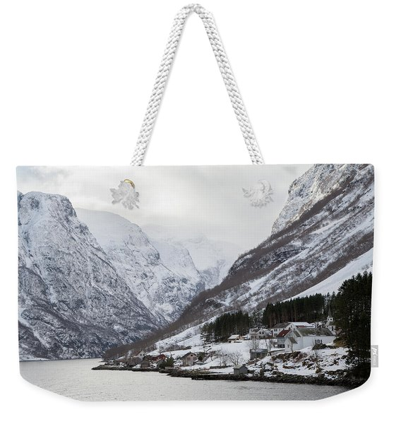 A Quiet Life Weekender Tote Bag
