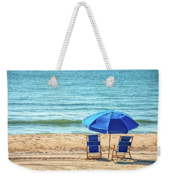 A Quiet Place In Spring Lake Weekender Tote Bag