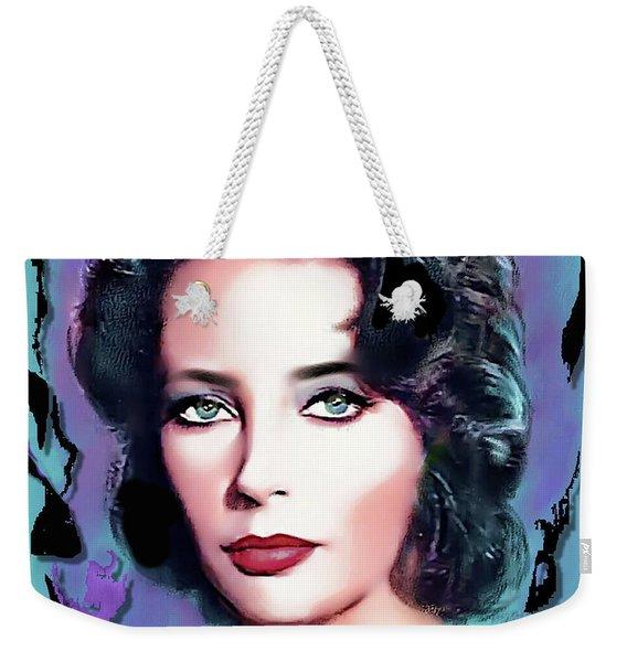A Real Friend Weekender Tote Bag