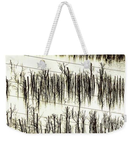 A Reflection Weekender Tote Bag