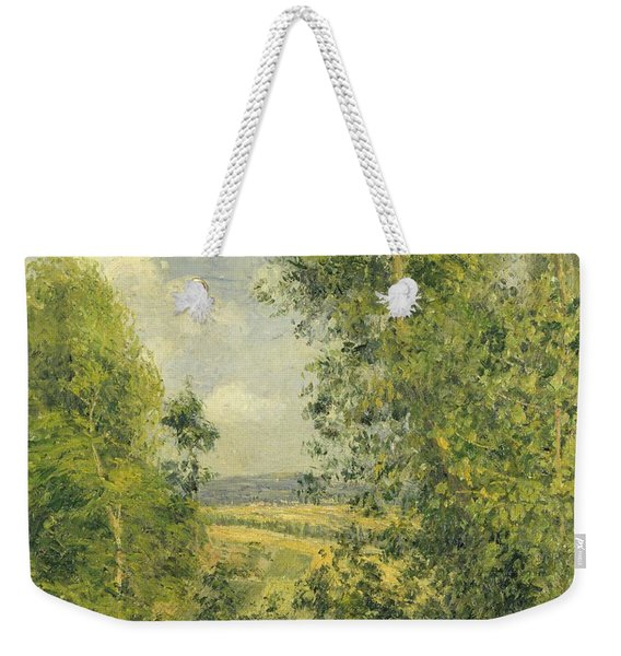 A Rest In The Meadow Weekender Tote Bag