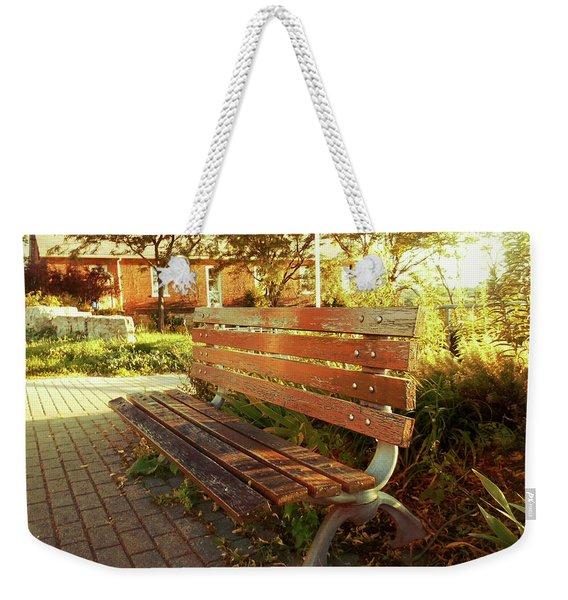 A Restful Respite Weekender Tote Bag
