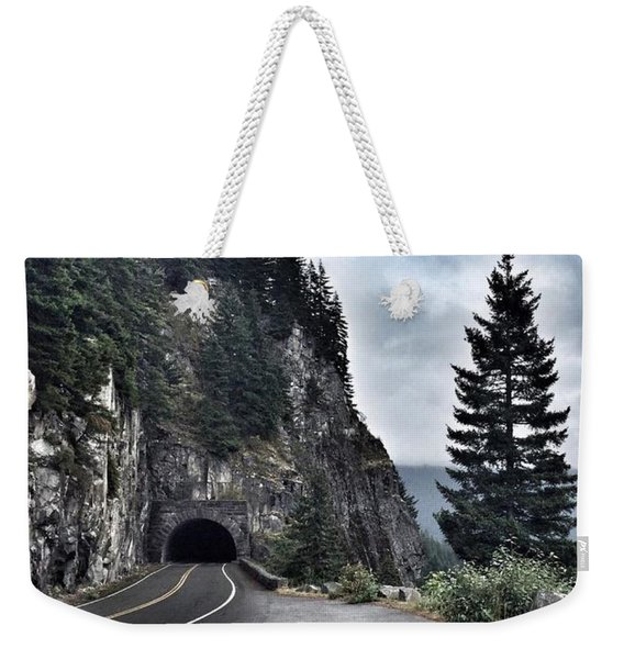 A Road To Nowhere Weekender Tote Bag