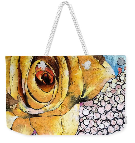 A Rose By Any Other Name Weekender Tote Bag